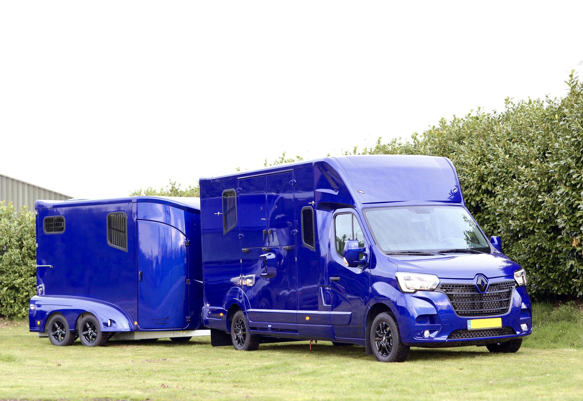 MTM en trailer